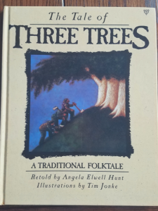 Book Cover- Trees